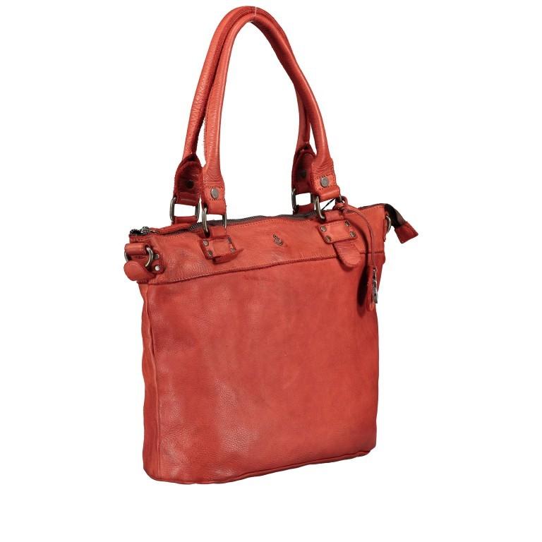 Shopper Anchor-Love Bianca B3.5938 Sparkling Lava, Farbe: orange, Marke: Harbour 2nd, EAN: 4046478050549, Abmessungen in cm: 36.0x27.0x12.5, Bild 2 von 8