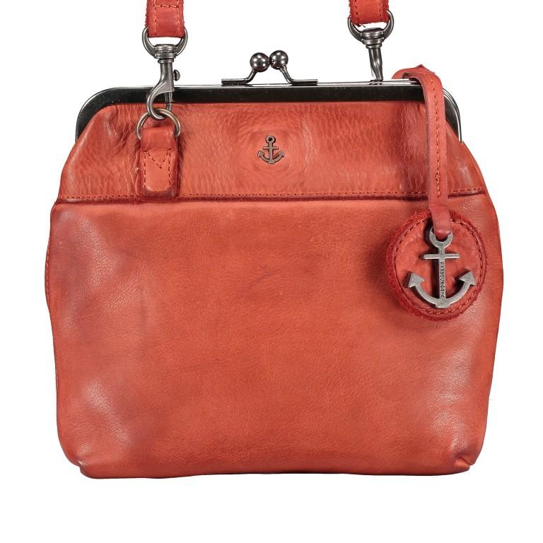 Tasche Anchor-Love Rosalie B3.7840 Sparkling Lava, Farbe: orange, Marke: Harbour 2nd, EAN: 4046478050723, Abmessungen in cm: 22.0x20.0x3.0, Bild 1 von 7