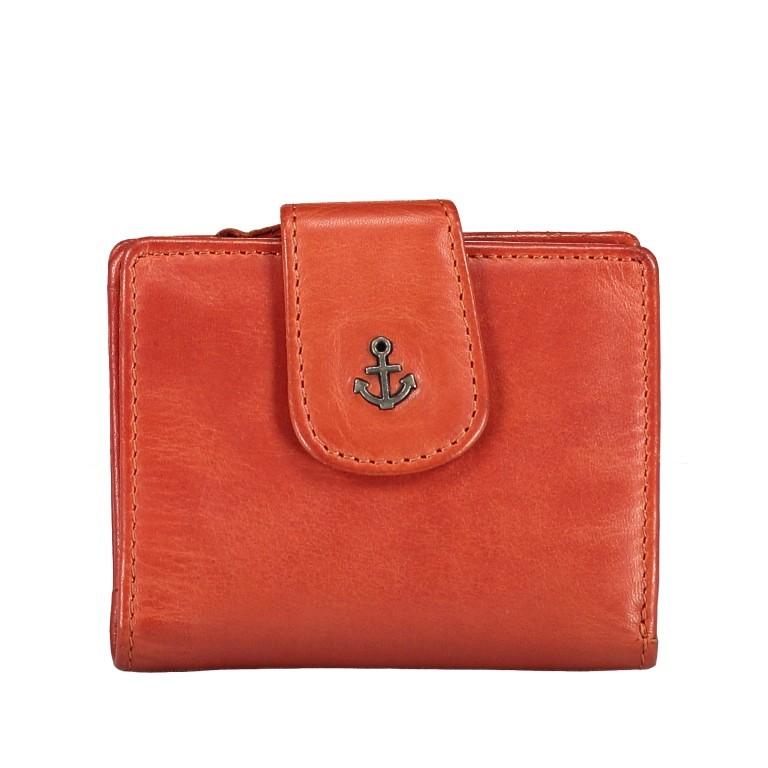 Geldbörse Anchor-Love Stella B3.1547 Sparkling Lava, Farbe: orange, Marke: Harbour 2nd, EAN: 4046478051027, Abmessungen in cm: 10.5x8.5x3.0, Bild 1 von 5