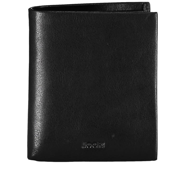 Geldbörse Novara Daphnis SV4 V6 Black, Farbe: schwarz, Marke: Joop!, EAN: 4053533906581, Abmessungen in cm: 9.0x10.5x2.0, Bild 1 von 3