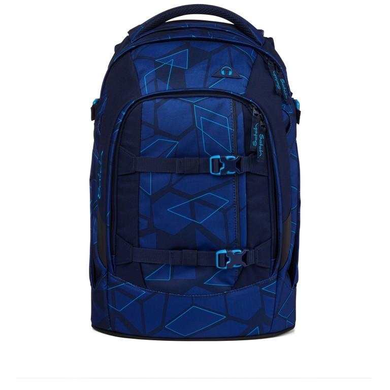Rucksack Pack Next Level, Farbe: blau/petrol, Marke: Satch, EAN: 4057081096503, Abmessungen in cm: 30.0x45.0x22.0, Bild 1 von 14