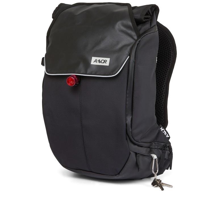 Fahrradtasche Bike Pack Black, Farbe: schwarz, Marke: Aevor, EAN: 4057081069675, Abmessungen in cm: 38.0x51.0x17.0, Bild 2 von 15