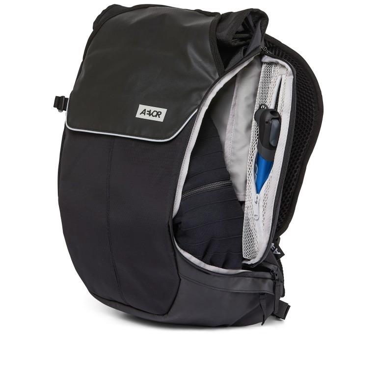 Fahrradtasche Bike Pack Black, Farbe: schwarz, Marke: Aevor, EAN: 4057081069675, Abmessungen in cm: 38.0x51.0x17.0, Bild 3 von 15