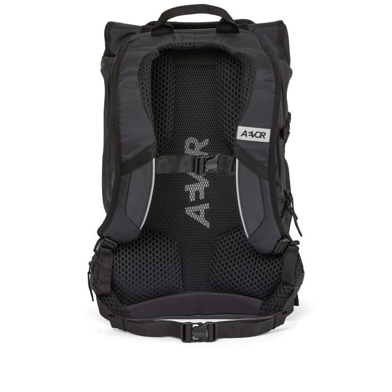 Fahrradtasche Bike Pack Black, Farbe: schwarz, Marke: Aevor, EAN: 4057081069675, Abmessungen in cm: 38.0x51.0x17.0, Bild 4 von 15