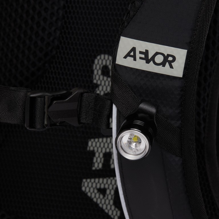 Fahrradtasche Bike Pack Black, Farbe: schwarz, Marke: Aevor, EAN: 4057081069675, Abmessungen in cm: 38.0x51.0x17.0, Bild 12 von 15