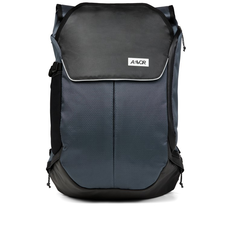 Fahrradtasche Bike Pack, Farbe: schwarz, blau/petrol, grün/oliv, Marke: Aevor, Abmessungen in cm: 38.0x51.0x17.0, Bild 1 von 15