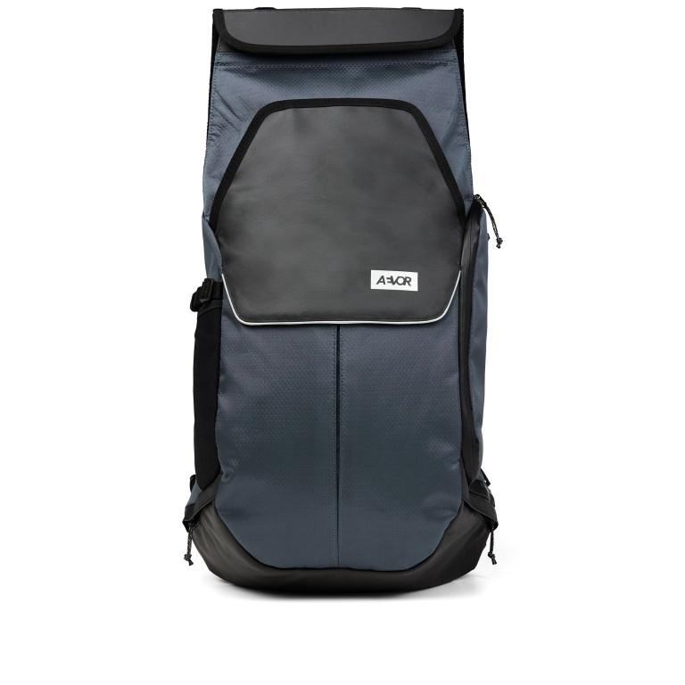 Fahrradtasche Bike Pack, Farbe: schwarz, blau/petrol, grün/oliv, Marke: Aevor, Abmessungen in cm: 38.0x51.0x17.0, Bild 11 von 15