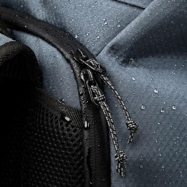 Fahrradtasche Bike Pack, Farbe: schwarz, blau/petrol, grün/oliv, Marke: Aevor, Abmessungen in cm: 38.0x51.0x17.0, Bild 12 von 15