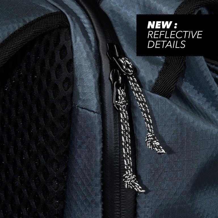 Fahrradtasche Bike Pack, Farbe: schwarz, blau/petrol, grün/oliv, Marke: Aevor, Abmessungen in cm: 38.0x51.0x17.0, Bild 14 von 15