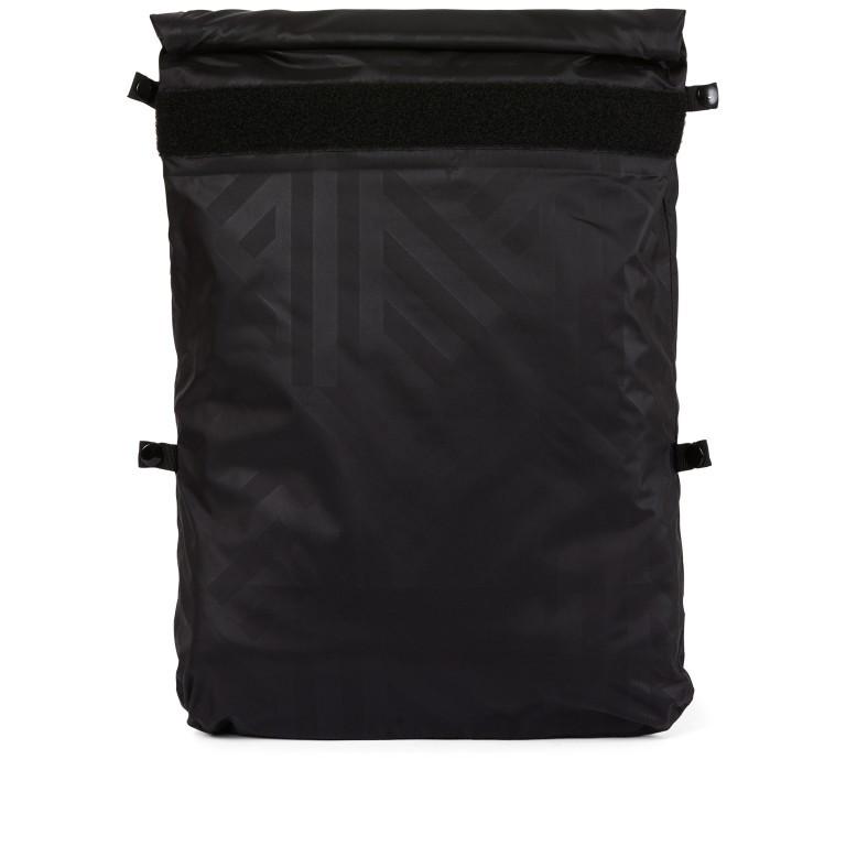 Fahrradtasche Bike Pack, Farbe: schwarz, blau/petrol, grün/oliv, Marke: Aevor, Abmessungen in cm: 38.0x51.0x17.0, Bild 9 von 15