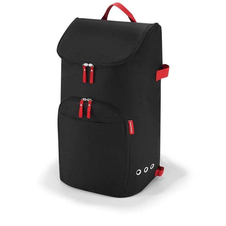 Einkaufsroller Citycruiser Set 2 teilig Rack + Bag Black, Farbe: schwarz, Marke: Reisenthel, Bild 2 von 14