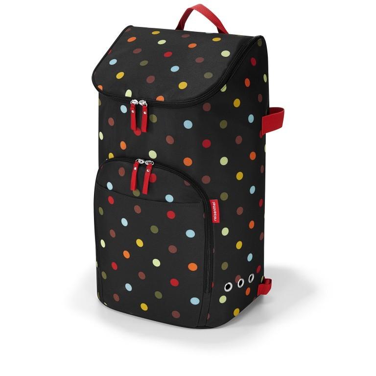 Einkaufsroller Citycruiser Set 2 teilig Rack + Bag Dots, Farbe: bunt, Marke: Reisenthel, Bild 2 von 14