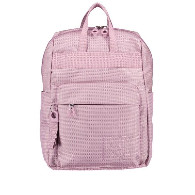 Rucksack MD20 QMT17 Lotus, Farbe: rosa/pink, Marke: Mandarina Duck, EAN: 8032803746900, Bild 1 von 8