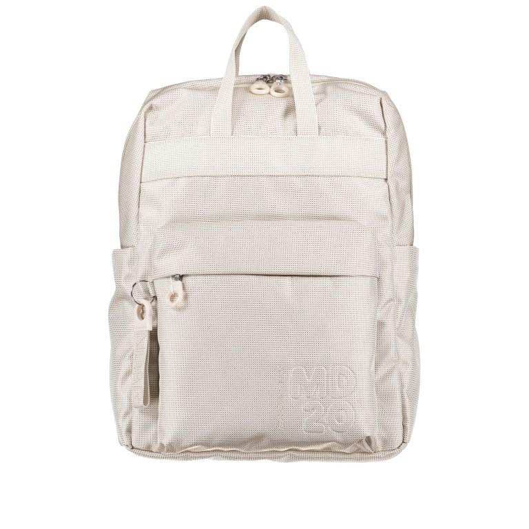 Rucksack MD20 QMT17 Off White, Farbe: beige, Marke: Mandarina Duck, EAN: 8032803746931, Bild 1 von 8