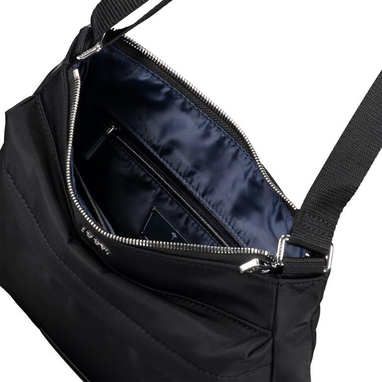 Umhängetasche Cimiano Medon XSVZ Black, Farbe: schwarz, Marke: Joop!, EAN: 4053533913619, Abmessungen in cm: 26.0x26.0x7.0, Bild 6 von 6