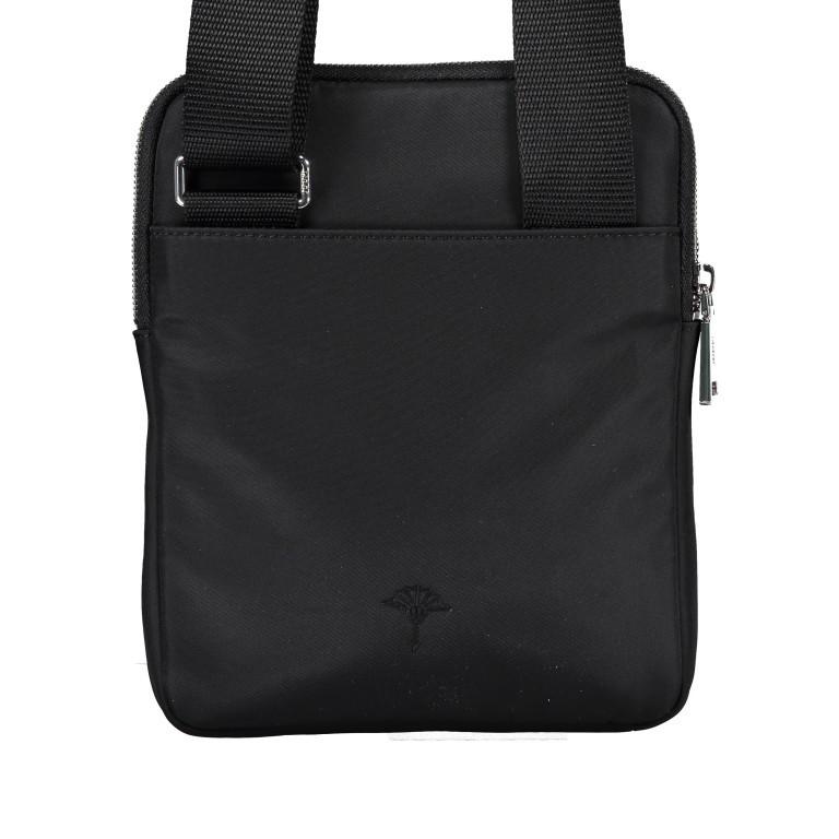 Umhängetasche Cimiano Mattia XSVZ Black, Farbe: schwarz, Marke: Joop!, EAN: 4053533913596, Abmessungen in cm: 20.0x24.0x4.5, Bild 3 von 6