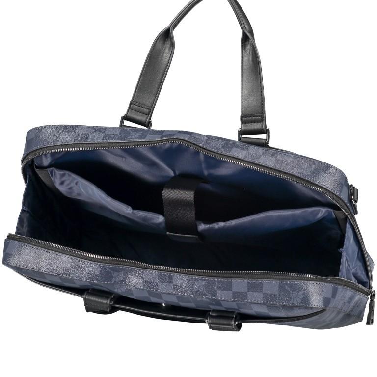 Aktentasche Cortina Piazza Pandion SHZ Dark Blue, Farbe: blau/petrol, Marke: Joop!, EAN: 4053533913961, Abmessungen in cm: 40.0x28.0x7.0, Bild 7 von 10