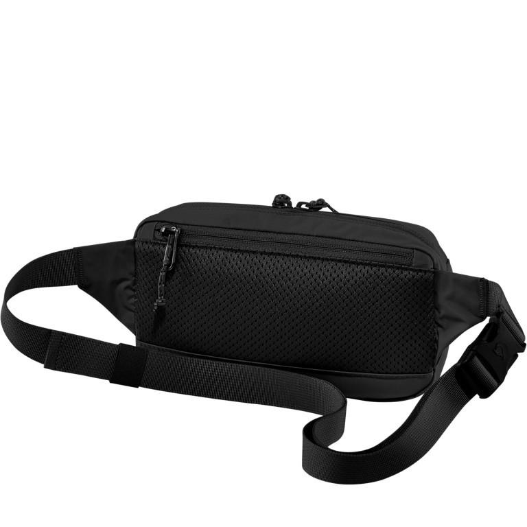 Gürteltasche High Coast Hip Pack Black, Farbe: schwarz, Marke: Fjällräven, EAN: 7323450642914, Abmessungen in cm: 21.0x12.0x6.0, Bild 2 von 10