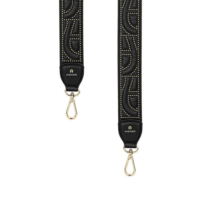 Schulterriemen Diadora Black, Farbe: schwarz, Marke: AIGNER, EAN: 4055539362903, Bild 1 von 3