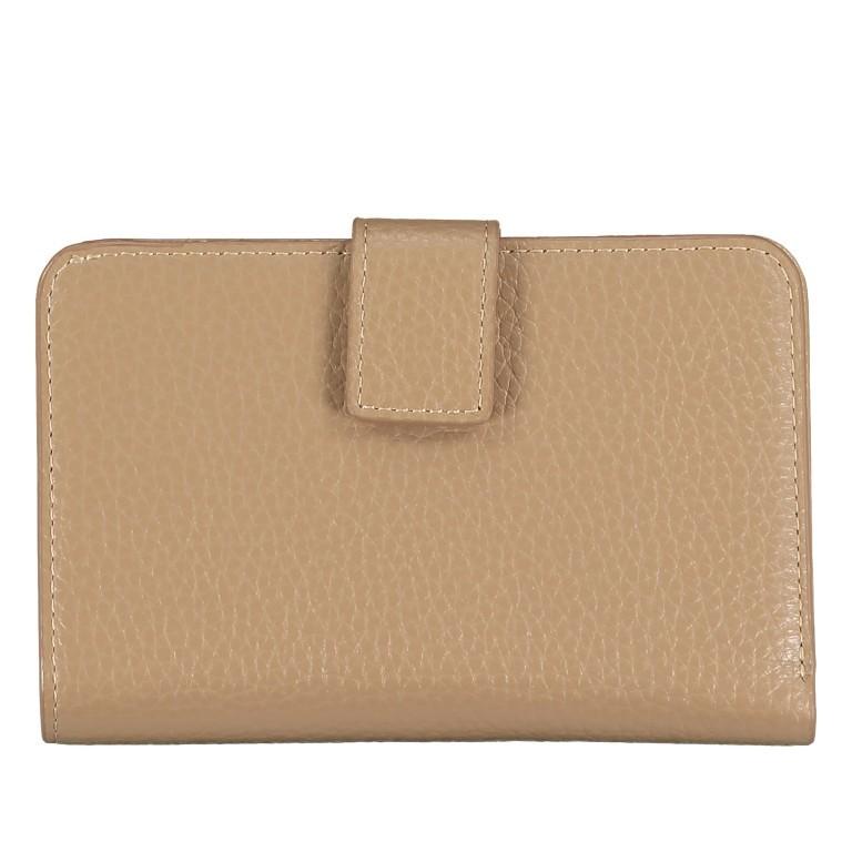 Geldbörse Ivy 152-232 Cashmere Beige, Farbe: beige, Marke: AIGNER, EAN: 4055539332258, Abmessungen in cm: 14.3x10.0x3.0, Bild 3 von 5