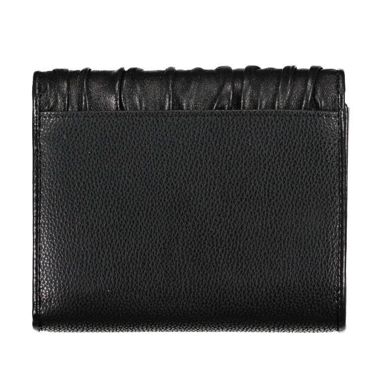 Geldbörse Livia Black, Farbe: schwarz, Marke: AIGNER, EAN: 4055539361173, Abmessungen in cm: 12.0x10.0x2.3, Bild 2 von 3