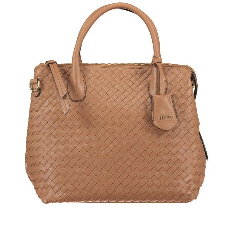 Handtasche Gunda Small Camel, Farbe: cognac, Marke: Abro, EAN: 4061724694612, Abmessungen in cm: 27.0x25.0x14.0, Bild 1 von 9