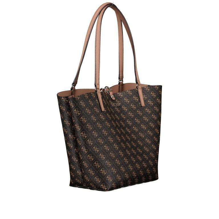 Shopper Alby Brown Logo Mocha, Farbe: braun, Marke: Guess, EAN: 0190231448358, Bild 2 von 13
