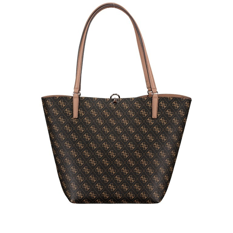 Shopper Alby Brown Logo Mocha, Farbe: braun, Marke: Guess, EAN: 0190231448358, Bild 3 von 13
