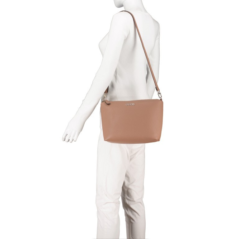 Shopper Alby Brown Logo Mocha, Farbe: braun, Marke: Guess, EAN: 0190231448358, Bild 6 von 13