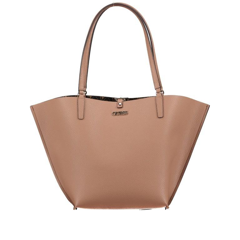 Shopper Alby Brown Logo Mocha, Farbe: braun, Marke: Guess, EAN: 0190231448358, Bild 13 von 13