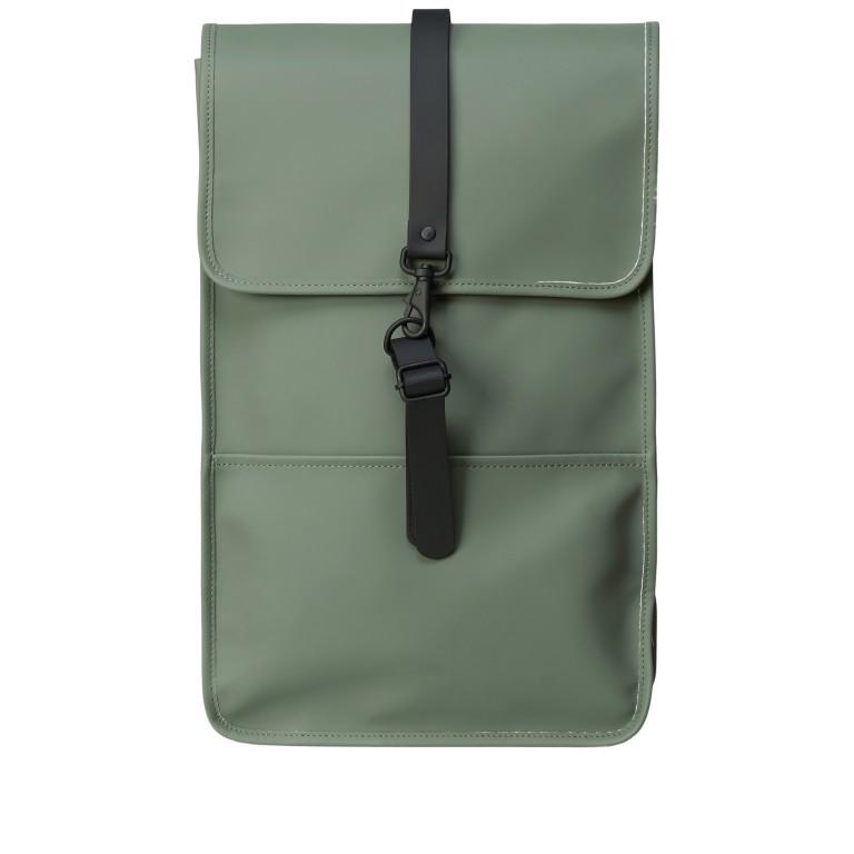 Rucksack Backpack Olive, Farbe: grün/oliv, Marke: Rains, EAN: 5711747469153, Abmessungen in cm: 28.5x47.0x10.0, Bild 1 von 5