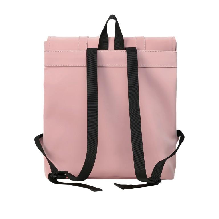 Rucksack MSN Mini Blush, Farbe: rosa/pink, Marke: Rains, EAN: 5711747469863, Abmessungen in cm: 30.5x34.5x12.0, Bild 2 von 6