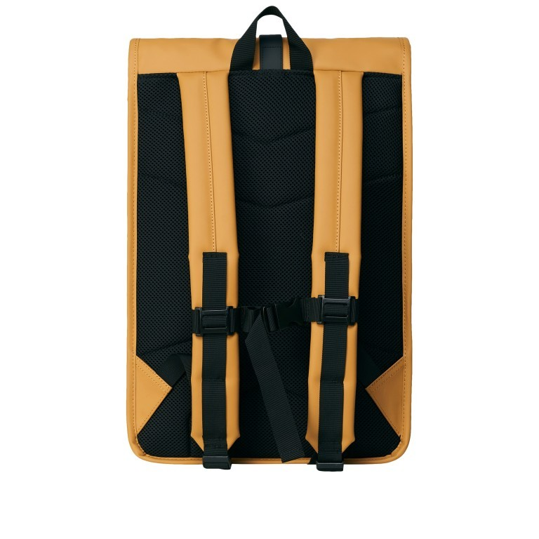 Rucksack Rolltop Khaki, Farbe: taupe/khaki, Marke: Rains, EAN: 5711747469726, Bild 2 von 5