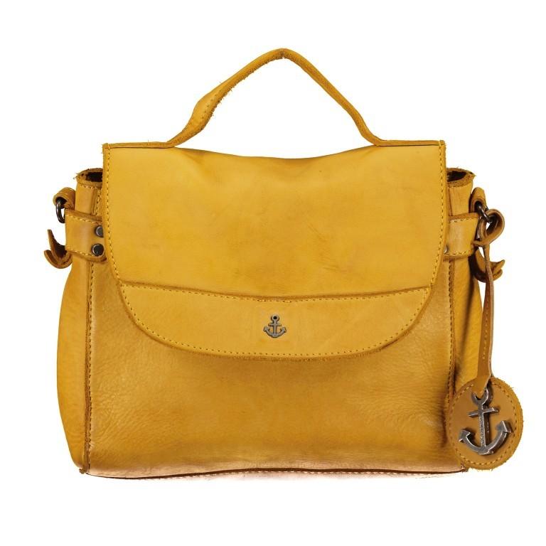 Tasche / Rucksack Anchor-Love Tatjana AL.10459 Oriental Mustard, Farbe: gelb, Marke: Harbour 2nd, EAN: 4046478052154, Abmessungen in cm: 22.0x20.0x5.0, Bild 1 von 10