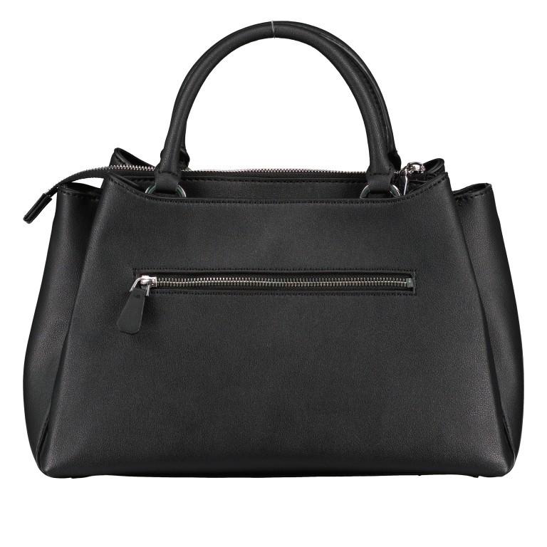 Handtasche Black, Farbe: schwarz, Marke: Guess, EAN: 0190231456766, Abmessungen in cm: 35.0x23.0x14.0, Bild 3 von 9