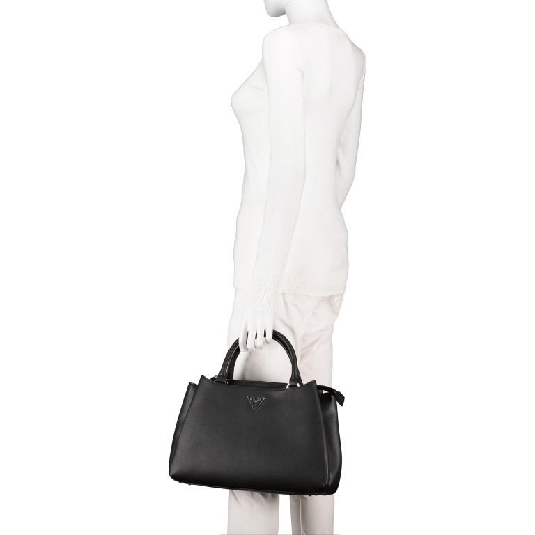 Handtasche Black, Farbe: schwarz, Marke: Guess, EAN: 0190231456766, Abmessungen in cm: 35.0x23.0x14.0, Bild 4 von 9