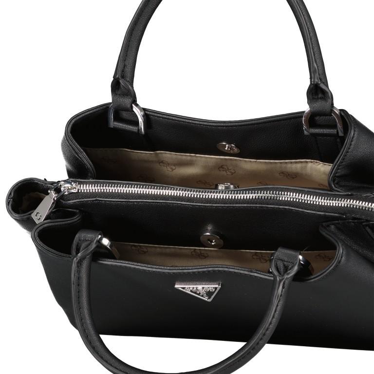 Handtasche Black, Farbe: schwarz, Marke: Guess, EAN: 0190231456766, Abmessungen in cm: 35.0x23.0x14.0, Bild 8 von 9