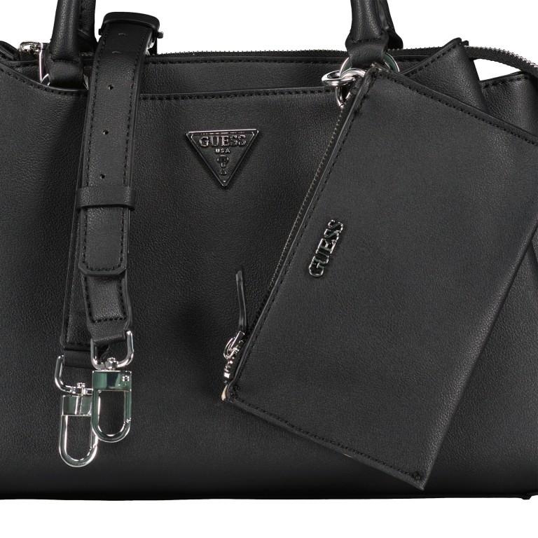 Handtasche Black, Farbe: schwarz, Marke: Guess, EAN: 0190231456766, Abmessungen in cm: 35.0x23.0x14.0, Bild 9 von 9