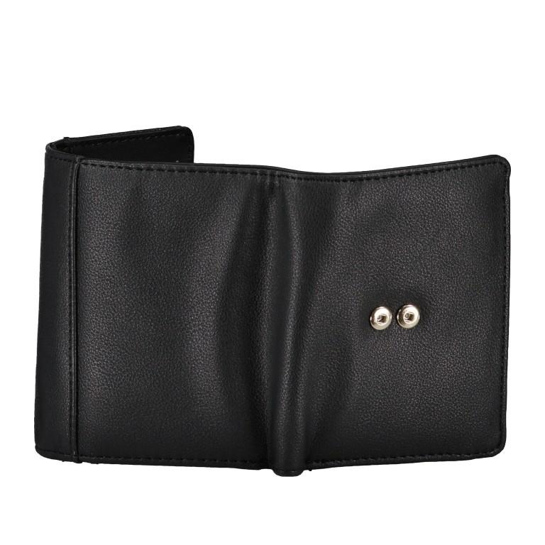 Geldbörse Noelle Black, Farbe: schwarz, Marke: Guess, EAN: 0190231473817, Abmessungen in cm: 13.0x11.0x3.0, Bild 5 von 5