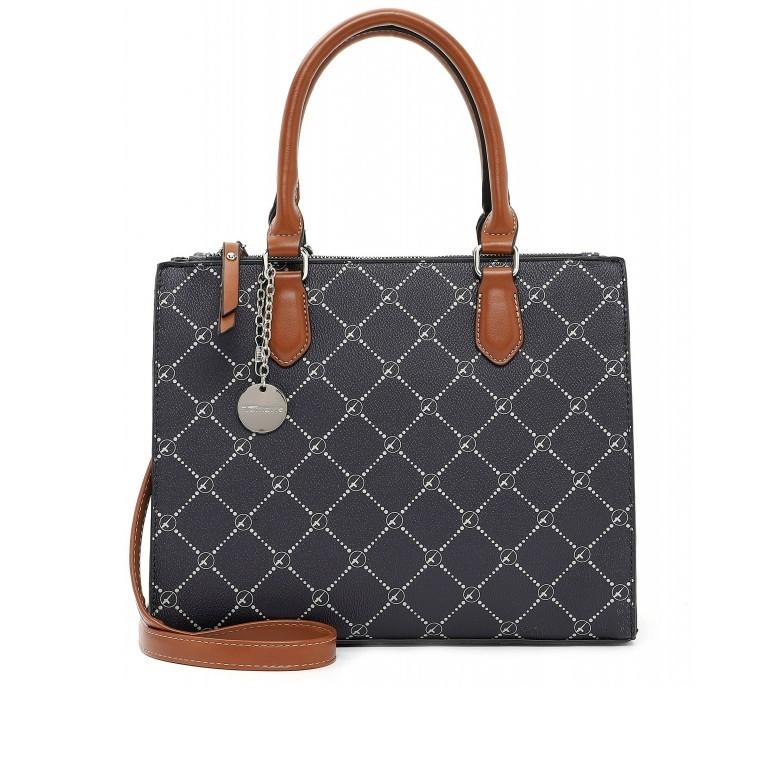 Shopper Anastasia Blue, Farbe: blau/petrol, Marke: Tamaris, EAN: 4063512031760, Abmessungen in cm: 29.5x22.5x14.0, Bild 1 von 5