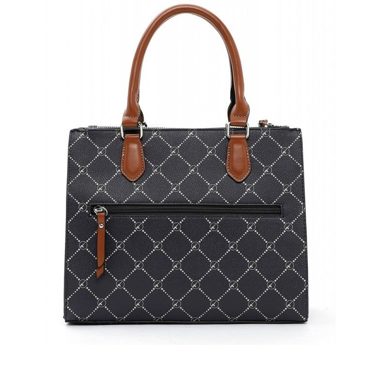 Shopper Anastasia Blue, Farbe: blau/petrol, Marke: Tamaris, EAN: 4063512031760, Abmessungen in cm: 29.5x22.5x14.0, Bild 3 von 5