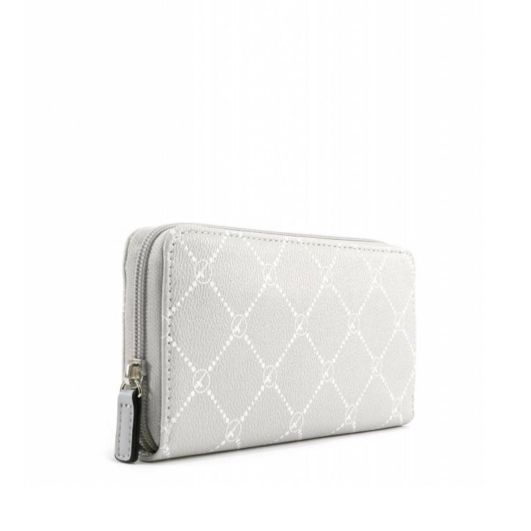 Geldbörse Anastasia Light Grey, Farbe: grau, Marke: Tamaris, EAN: 4063512030565, Abmessungen in cm: 19.5x10.0x2.5, Bild 2 von 5