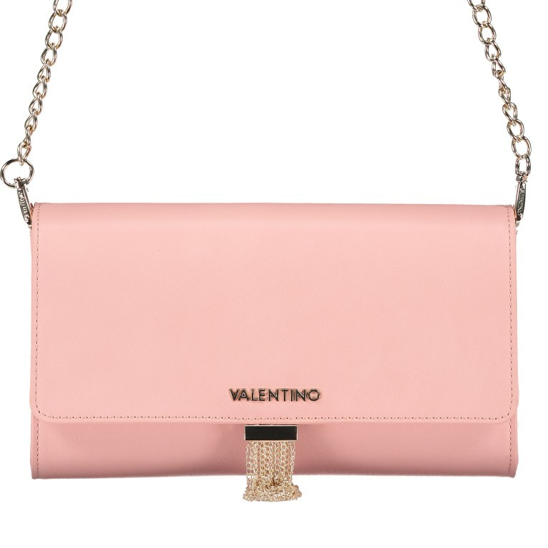 Umhängetasche Piccadilly Cipria, Farbe: rosa/pink, Marke: Valentino Bags, EAN: 8058043326436, Abmessungen in cm: 26.0x15.5x6.0, Bild 1 von 7