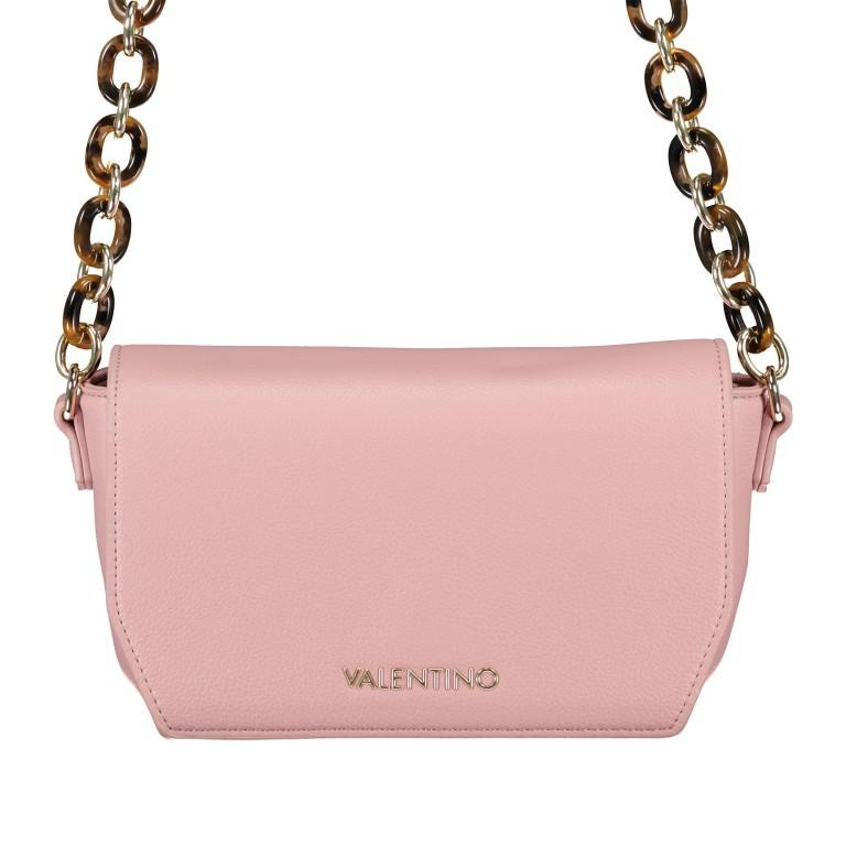 Umhängetasche Prue Cipria, Farbe: rosa/pink, Marke: Valentino Bags, EAN: 8058043325859, Abmessungen in cm: 22.5x14.0x6.0, Bild 1 von 5
