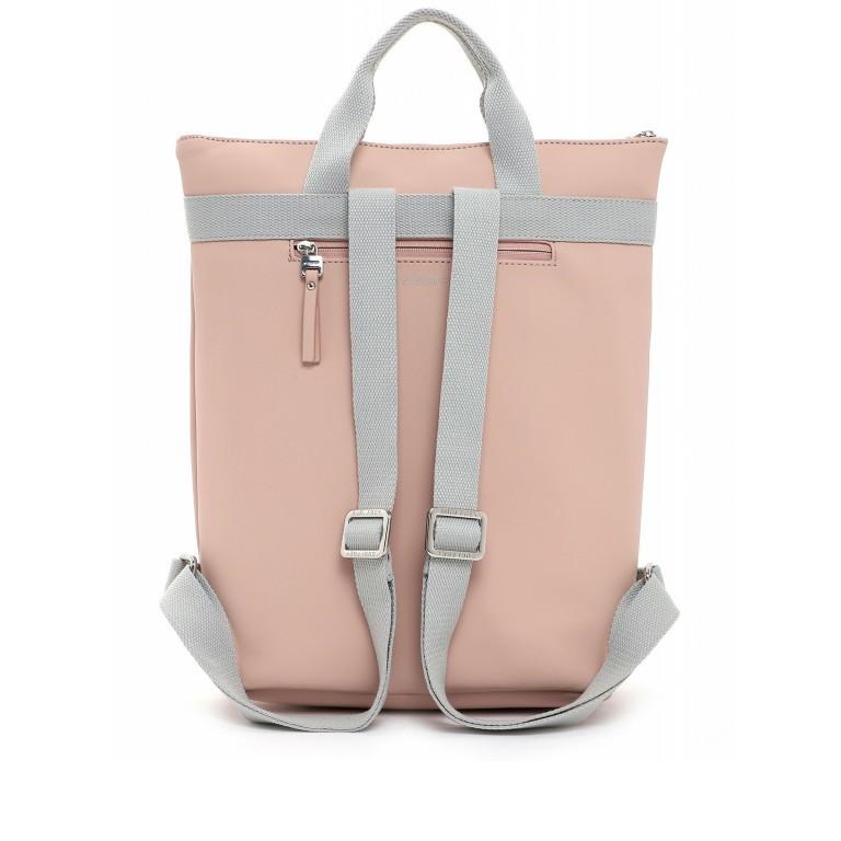 Rucksack Jessy 18003 Rose Light Grey, Farbe: rosa/pink, Marke: Suri Frey, EAN: 4056185137167, Bild 3 von 7