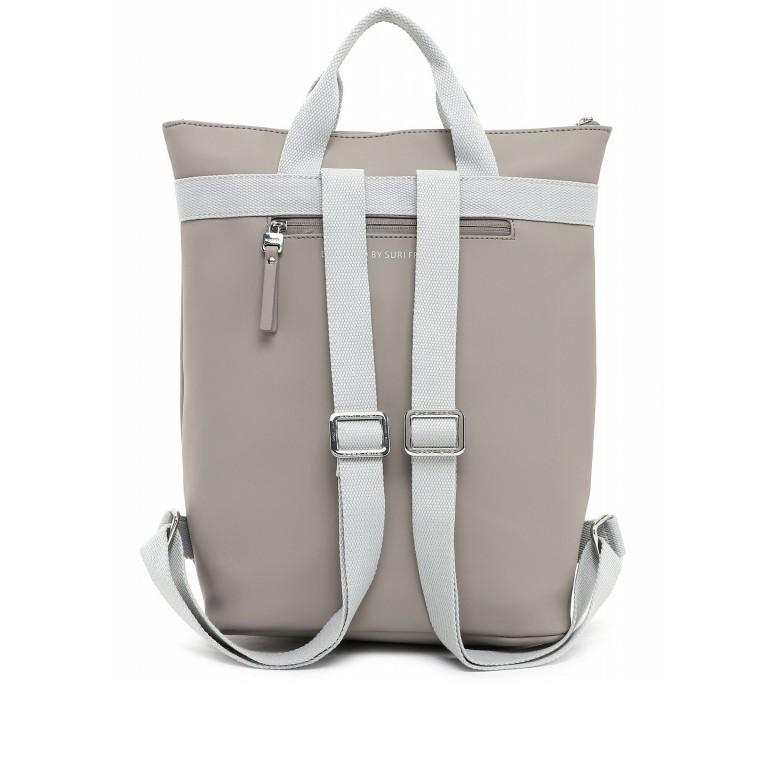 Rucksack Jessy 18003 Taupe Light Grey, Farbe: taupe/khaki, Marke: Suri Frey, EAN: 4056185137181, Bild 3 von 7