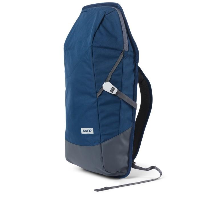 Rucksack Daypack Solid Midnight Navy, Farbe: blau/petrol, Marke: Aevor, EAN: 4057081088836, Abmessungen in cm: 34.0x48.0x14.0, Bild 3 von 9