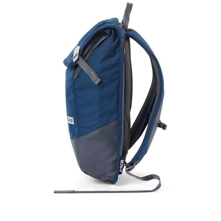 Rucksack Daypack Solid Midnight Navy, Farbe: blau/petrol, Marke: Aevor, EAN: 4057081088836, Abmessungen in cm: 34.0x48.0x14.0, Bild 4 von 9
