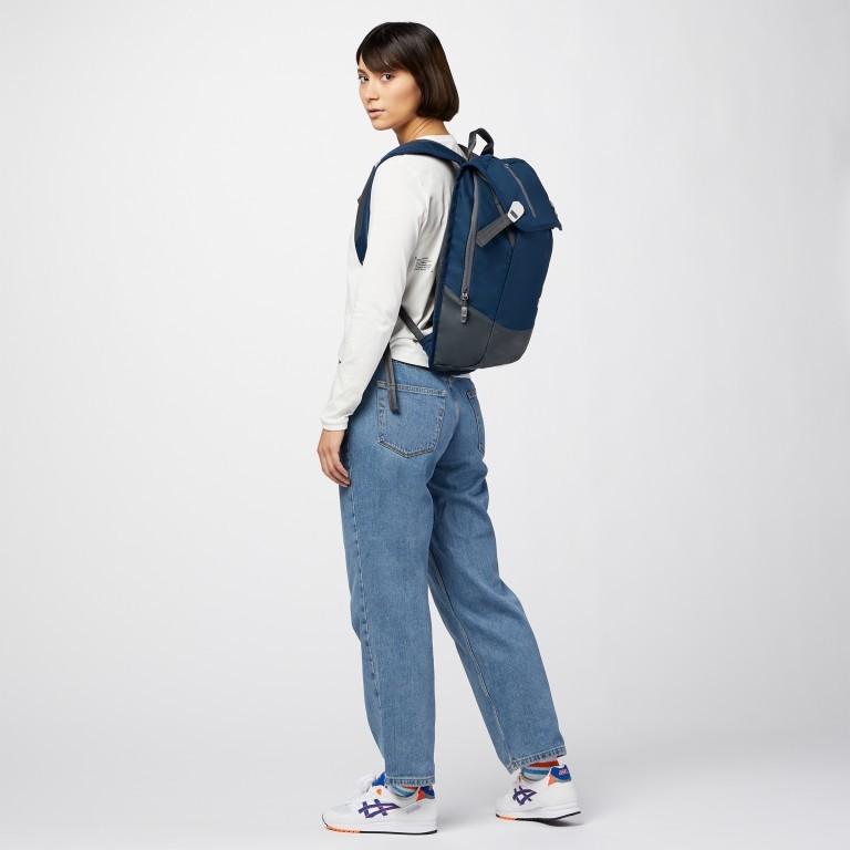 Rucksack Daypack Solid Midnight Navy, Farbe: blau/petrol, Marke: Aevor, EAN: 4057081088836, Abmessungen in cm: 34.0x48.0x14.0, Bild 5 von 9
