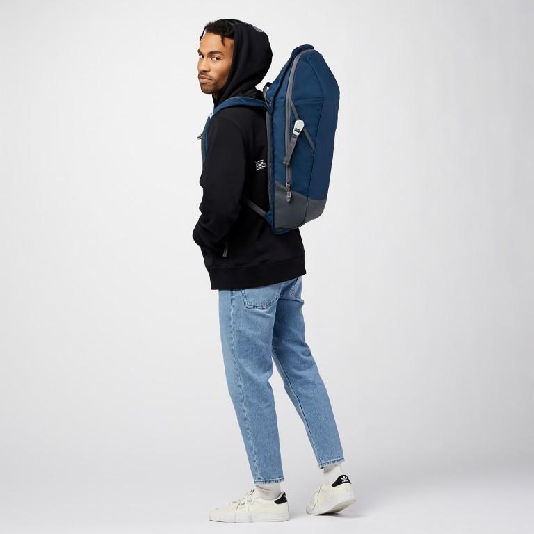 Rucksack Daypack Solid Midnight Navy, Farbe: blau/petrol, Marke: Aevor, EAN: 4057081088836, Abmessungen in cm: 34.0x48.0x14.0, Bild 6 von 9
